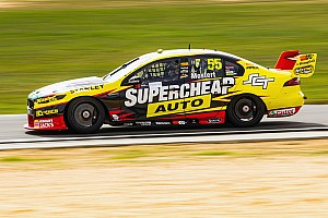 V8 Supercars Practice report Winton V8s: Owen and Le Brocq top co-driver session