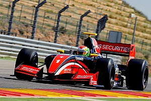 Formula V8 3.5 Race report Aragon F3.5: Deletraz dominates as Orudzhev crashes