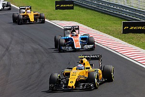 Formula 1 Breaking news Renault aims to go on