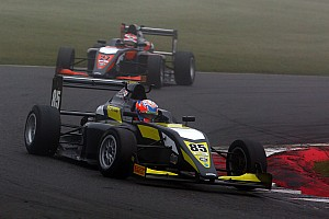 BF3 Race report Reddy ends sixth in BF3 Autumn Trophy at Snetterton