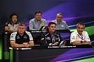 Formula 1 Russian GP: Friday's press conference