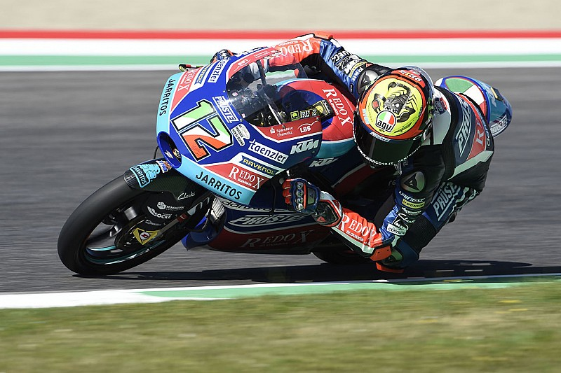 Moto3, Bastianini vince in Catalogna