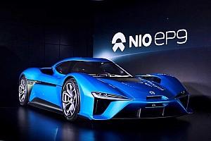 汽车 突发新闻 1360匹纯电动超跑面世,蔚来发布Nio EP9