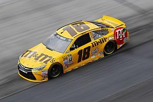 NASCAR Sprint Cup Practice report Kyle Busch quickest in final practice at Bristol