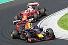 Formula 1 Red Bull wants to jump Ferrari ahead of summer break
