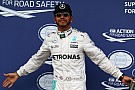 Australian GP: Hamilton scores first F1 pole of 2016