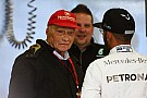 Lauda: Qualifying debacle caused by refusal to reverse grids