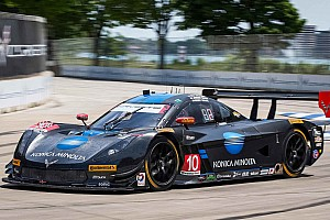 IMSA Race report Magic in the Motor City for Taylor Brothers