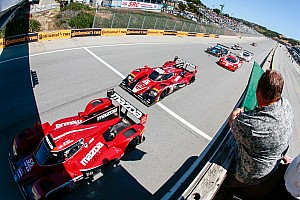 IMSA Breaking news Mazda drivers rueful after dominance turns to defeat