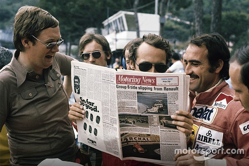 Veteran F1 writer Alan Henry passes away