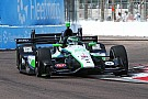 Dale Coyne Racing's  double podium finish speared in St. Petersburg