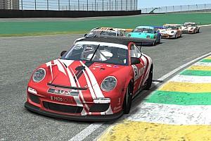 Videogames Nieuws Live sim racing: SRVN Porsche Cup op Zandvoort