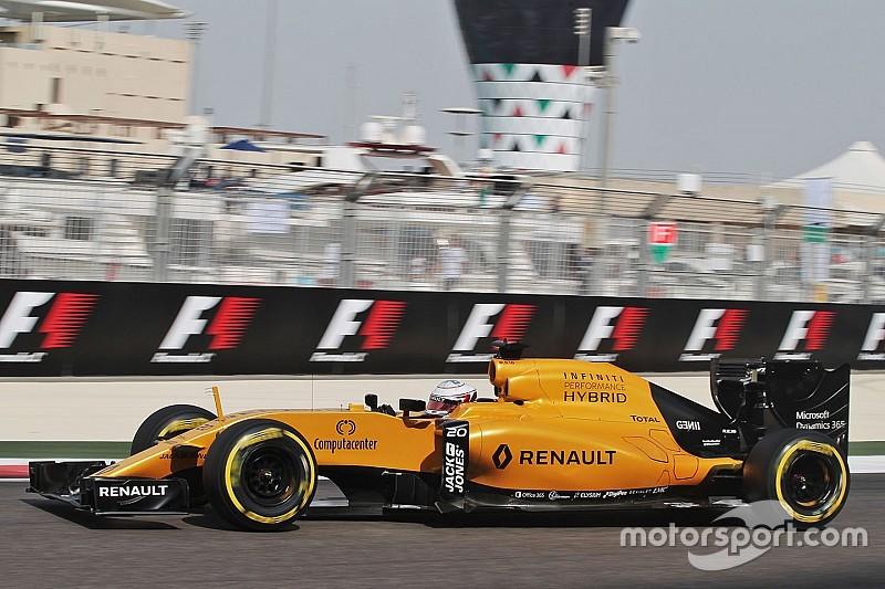 Current F1 cars feel like