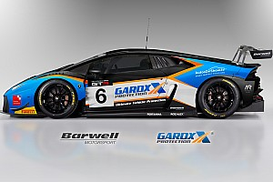 British GT Breaking news Tordoff switches to British GT for 2017 season