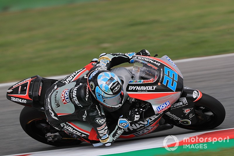 Moto2: Francesco Bagnaia centra la sesta pole della stagione davanti a Quartararo