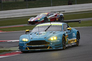 WEC Qualifying report Aston Martin Racing qualifies for 6 Hours of Silverstone