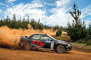 Other rally Stage report Evans wins opening Australian Rally Championship round