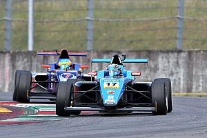 Formula 4 Gara Marcos Sibert si aggiudica Gara 3 al Mugello