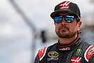 NASCAR Sprint Cup Ten cars pile up as Kurt Busch crashes out of the race lead