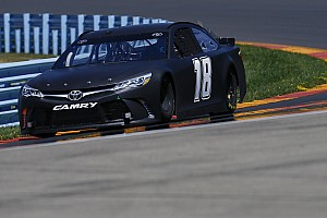 """NASCAR Sprint Cup Testing report Repaved WGI producing """"hold your breath"""" moments for drivers"""