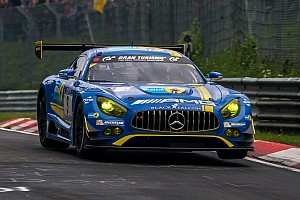Endurance Qualifying report Mercedes-AMG takes pole position and further top grid positions for Nürburgring 24-hour race
