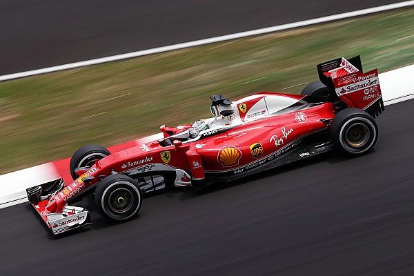 Formula 1 Son dakika Vettel: Üçüncü sırada olmayı bekliyorduk
