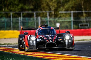 European Le Mans Race report Team WRT second at Spa in rollercoaster ELMS debut