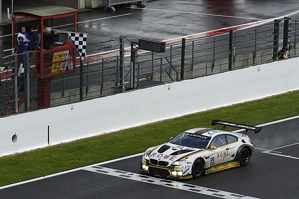 بلانبان للتحمّل تقرير السباق سبا 24 ساعة: