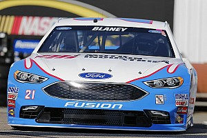 NASCAR Sprint Cup Breaking news Blaney won't make the Chase: