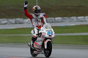 Moto3 Breaking news Martin hails