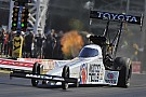 Top Fuel champ Brown scores first win of the year