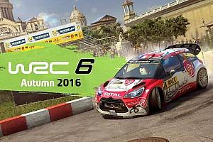 SİMÜLASYON DÜNYASI Son dakika WRC 6 sonbaharda geliyor