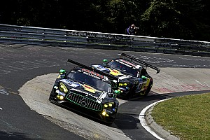 Endurance Race report Nurburgring 24h: Mercedes closes on win after rivals hit trouble