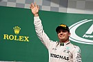 F1 title is Rosberg's to lose, says Horner