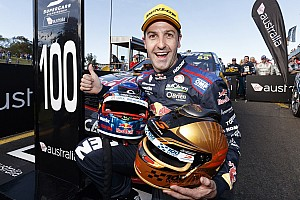 Supercars Breaking news Whincup eyeing overseas switch