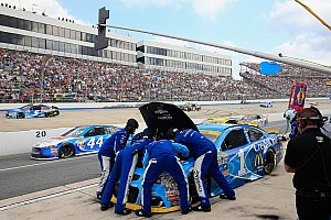 NASCAR Sprint Cup Breaking news Both Ganassi drivers fail to advance in NASCAR Sprint Cup Chase