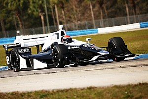 IndyCar Interview Interview: Alexander Rossi fired up for IndyCar debut