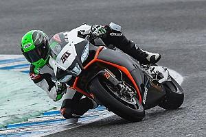 WSBK Noticias de última hora El regreso de Laverty a Aprilia, principal novedad de los test en Jerez