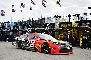 NASCAR Sprint Cup Practice report Truex tops final practice while Edwards leads title contenders