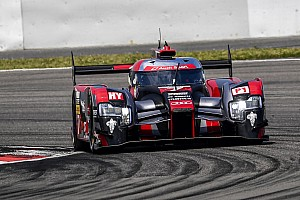 WEC Breaking news Lotterer says cooler conditions blunted Audi's challenge