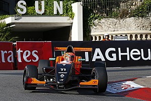 Formula Renault Race report Monaco Eurocup: Fenestraz claims maiden win in red-flagged wet race