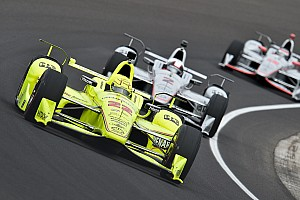 IndyCar Practice report Practice update: Penskes up the pace, Andretti cars stay top
