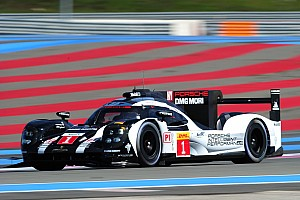 WEC Testing report Porsche ends WEC Prologue testing in command