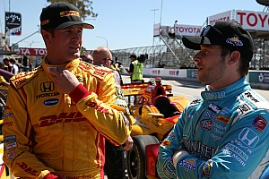 IndyCar Breaking news Andretti team seeks answers after lamentable Long Beach performance