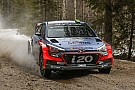 WRC Paddon and Kennard hold promising second in Sweden