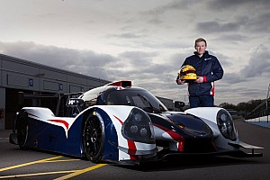 European Le Mans Breaking news United Autosports complete stellar line up for debut European Le Mans Series campaign