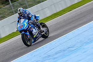MotoGP Test raporu Jerez MotoGP testlerinin son gününü kötü hava şartları etkiledi