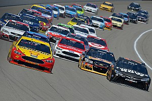 NASCAR Sprint Cup Breaking news New NASCAR aero rules at Michigan a