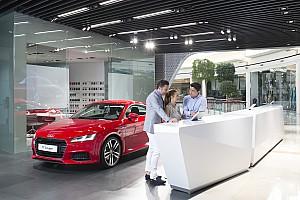OTOMOBİL Özel Haber Audi City İstanbul açıldı
