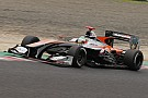 Super Formula Okayama Super Formula: Ishiura wins red-flagged race, Vandoorne 12th
